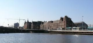 Amsterdamcentralstation